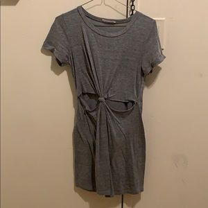 Tshirt dress urban outfitters